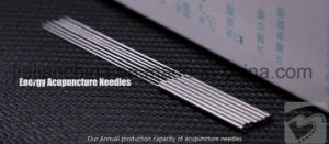 Acupuncture Needle with Tube pictures & photos