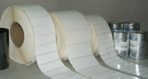 Direct Thermal Zebra/Eltron Compatible Adhesive Sticker Label pictures & photos
