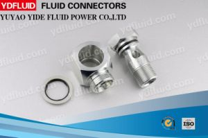 Stainless Steel Banjo Hydraulic Fitting/Banjo Hose Connector/Metric Hydraulic Hose Banjo Fittings pictures & photos