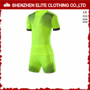 High Quality Wonderful Green Basketball Jersey Set (ELTSJI-34) pictures & photos