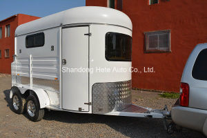 China Travel Trailer for Horse pictures & photos