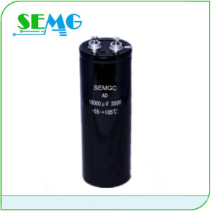 8200UF 400V Aluminum Electrolytic Starting Capacitor Fan Capacitor pictures & photos