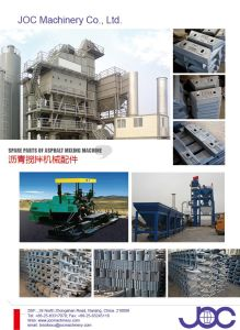Spare Parts for Asphalt Mixing Machinery-2 pictures & photos