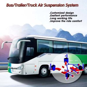 Heavy Duty Truck Trailer Low Bed Suspension pictures & photos