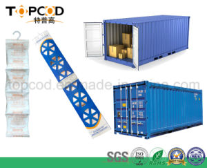 Calcium Chloride Strip Cargo Desiccant pictures & photos