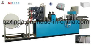 Folding Printing Paper Napkin Production Machine pictures & photos
