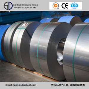 SPCC Cold Rolled Galvanized Steel Strip in Coils pictures & photos