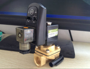 2/2 Way Solenoid Valve Brass Series, Direct Acting PU220-04-T Timer Solenoid Valve pictures & photos
