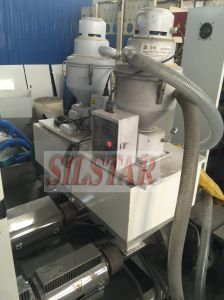 Film Blowing Machine with Double Screw ABA pictures & photos