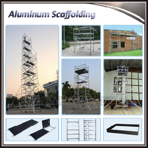 Made in China Portable Types of Scaffolding pictures & photos