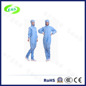 Polyester Anti-Static/ESD Overcoat/Smock for Factory & Lab (EGS-PP17) pictures & photos