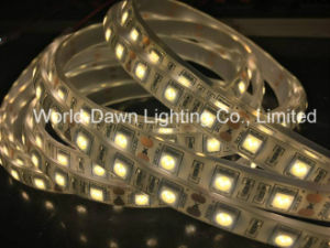 Ce RoHS Two Years Warranty IP68 Half-Moon SMD 5050 LED Flexible Tape Light pictures & photos