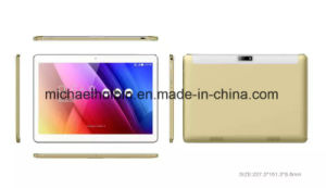 OEM Production 9.6′′ IPS Touchscreen Android Quad-Core 3G Tablets (MID9704B) pictures & photos
