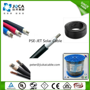 UV Resistant XLPE Double Insulated Solar Cable 8AWG pictures & photos