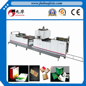 Lfm-Z108L Fully Automatic Laminator for Pre-Glued Film and Glueless Film pictures & photos