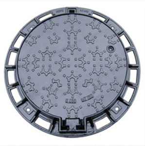 En124 B125 C250 D400 Manhole Cover and Frame pictures & photos