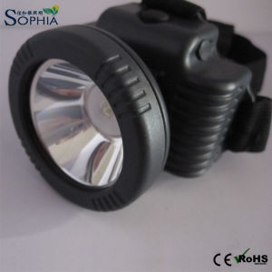 New 3W Bicyclers Head Lamp with CREE LED 2400mAh Lithium pictures & photos
