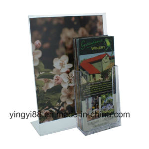 New Design Acrylic Sign/Brochure Holder pictures & photos