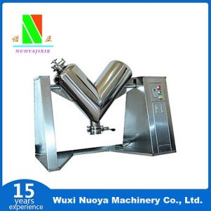 High Efficiency V Shape Mixer for Pharmaceuticals pictures & photos