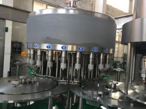 Ce SGS Mineral Water/Pure Water Bottle Pet Filling Machine pictures & photos