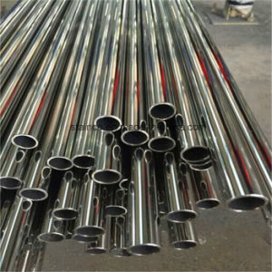 China 304 Grade Stainless Steel Tube Company 19-102mm Diameter 6m Length pictures & photos