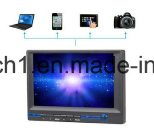 7 Inch Touch Monitor with HDMI, Video and Audio Interface pictures & photos