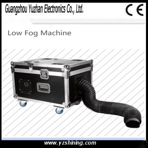 DMX512 Stage Effect Machine 3000W Low Fog Manchine