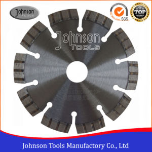 """5"""" Reinforced Concrete Cutting Blade with Fast Cutting Turbo Segment pictures & photos"""