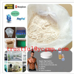 High Purity Meclofenoxate Hydrochloride CAS 3685-84-5 for Promoting Metabolism pictures & photos