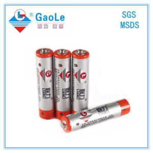 Dry Cell R03 Super Heavy Duty AAA Battery Um-4 pictures & photos