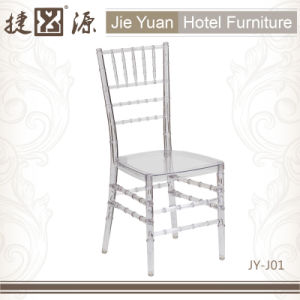 Stackable Transparent Acrylic Chiavari Chair (JY-J01) pictures & photos