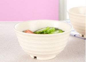 Eco-Friendly Design Bamboo Fiber Salad, Kitchenwareware Bowl (YK-B3017) pictures & photos