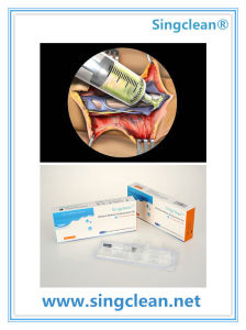 Singclean Sodium Hyaluronate Gel Anti Adhesive Prefilled Syringe pictures & photos