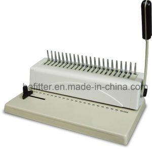 Office Manual Comb Book Binding Machine S218A pictures & photos