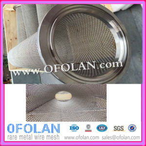 Strong Corrosion Resistant Nickel Filter Screen pictures & photos