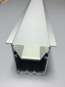 Kitchen Cabinet Aluminum Profile, High Quality LED Aluminum Profile pictures & photos