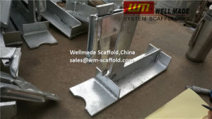Australian Standard Kwikstage Scaffolding Stair Step Down Bracket pictures & photos