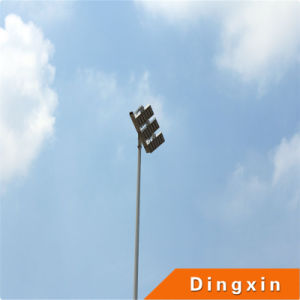 15m Galvanized High Mast Lighting Poles Llighting Mast for Sale pictures & photos