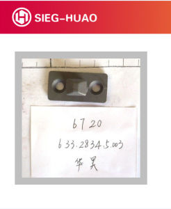 Precision Casting Fixing Steel Connector pictures & photos