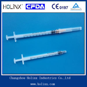 Sterile Syringe for Single Use 1cc pictures & photos