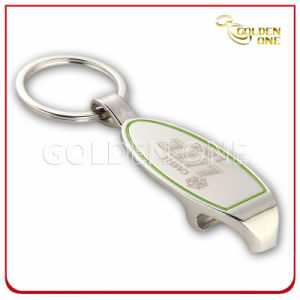 Customized Laser Engrave Metal Bottle Opener Keychain pictures & photos