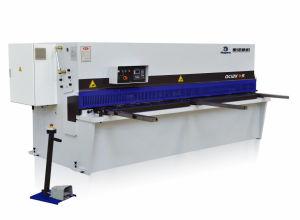 QC12k 16*4000 Hydraulic CNC Swing Cutting Shear