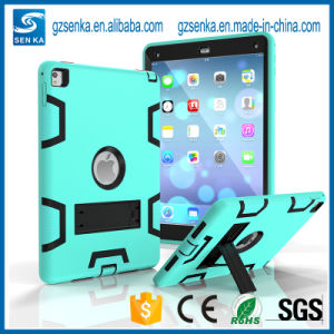 Hybrid Silicon Tablet Case for Kids with Stand for iPad Mini 4 Case pictures & photos