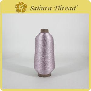 Metallic Yarn Selects Japan Metal Membrane as Raw Material pictures & photos