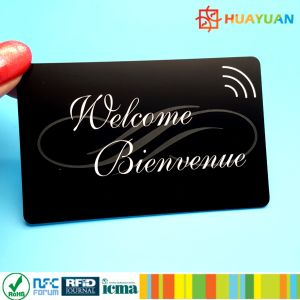 MIFARE Plus X 4K Contactless smart RFID Plastic Card For employee ID card pictures & photos
