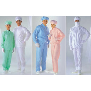 ESD Garments Antistatic Clothing for Cleanroom Working pictures & photos
