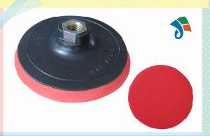 Abrasive Backing Polishing Plastic Backing Pad pictures & photos