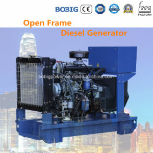 30kw 37.5kVA Open Type Diesel Generator by Quanchai Engine pictures & photos