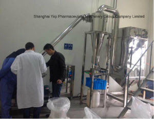 Sulfur/Synthetic Resin/ Dyestuff/Pesticide/Paint/Magnesium Carbonate Pulverizing Machine pictures & photos
