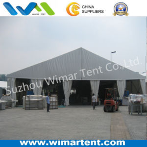 25X100m Water Proof White PVC Warehouse Storage Tent From China pictures & photos